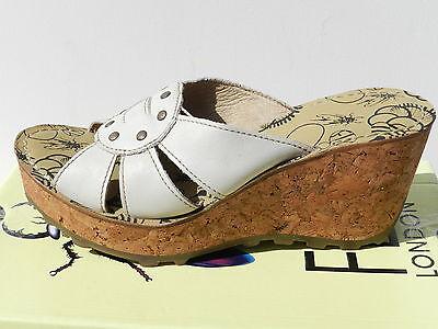 Fly London Great Chaussures Femme 40 Sandales Mules Sabots Clogs Espadrilles UK7   eBay