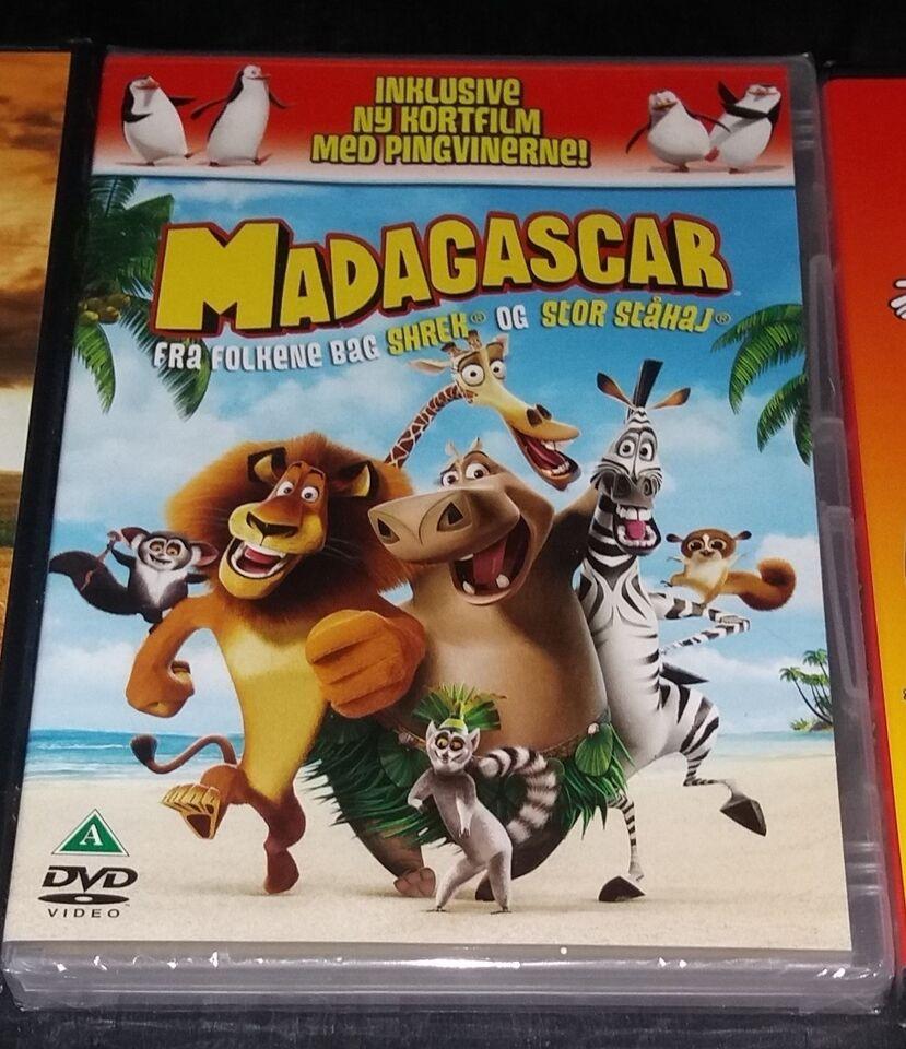 nye børnefilm på dvd