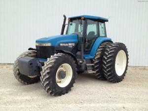 New Holland T6000 Series  All Models Tractors Service Workshop Manual