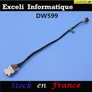 anschluss-Dc-Macht-Klinke-Stecker-mit-Cavo-Porto-fuer-hp-Envy-P-719386-TD9