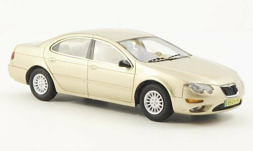 precioso Neo Neo Neo 1 43 Chrysler 300M Metálico-Beige  tienda hace compras y ventas