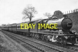 PHOTO  HIGHLAND RAILWAY LOCO NO 52 CLAN MUNRO - Tadley, United Kingdom - PHOTO  HIGHLAND RAILWAY LOCO NO 52 CLAN MUNRO - Tadley, United Kingdom