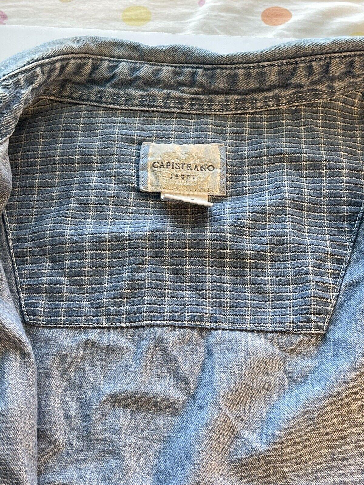 capristrano jeans jacket shirt - image 2