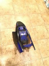 Blackbird Cubierta para sill/ín Yamaha TTR 600 azul//negro