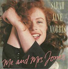 """Sarah Jane Morris - Me and Mrs Jones (1989) GERMANY 7"""""""