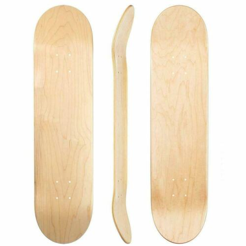 Various widths Blank Skateboard Veneer