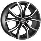 Jantes roues Mak Nitro5 Opel Ampera 7.0x16 5x115 Ice Titan Ea2