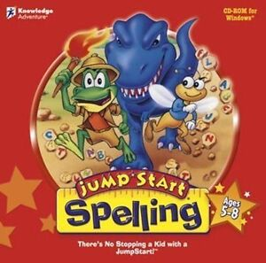 Jumpstart-Spelling-Have-Fun-Learning-to-Spell-XP-Vista-7-8-Brand-New