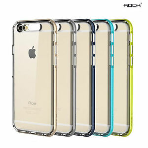 e6592cd3a56 iPhone 6 6S Case Genuine Rock Flashing Light Tube Series Cover for ...