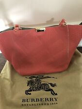 89aa528771b1 item 4 NWT Burberry Canter Small House Check-Embossed Pebbled Shoulder Bag  Rose  1250 -NWT Burberry Canter Small House Check-Embossed Pebbled Shoulder  Bag ...