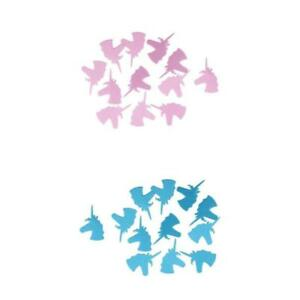 200-X-Sparkle-Unicorn-Table-Scatter-Confetti-Party-Baby-Shower-Decoration-DIY
