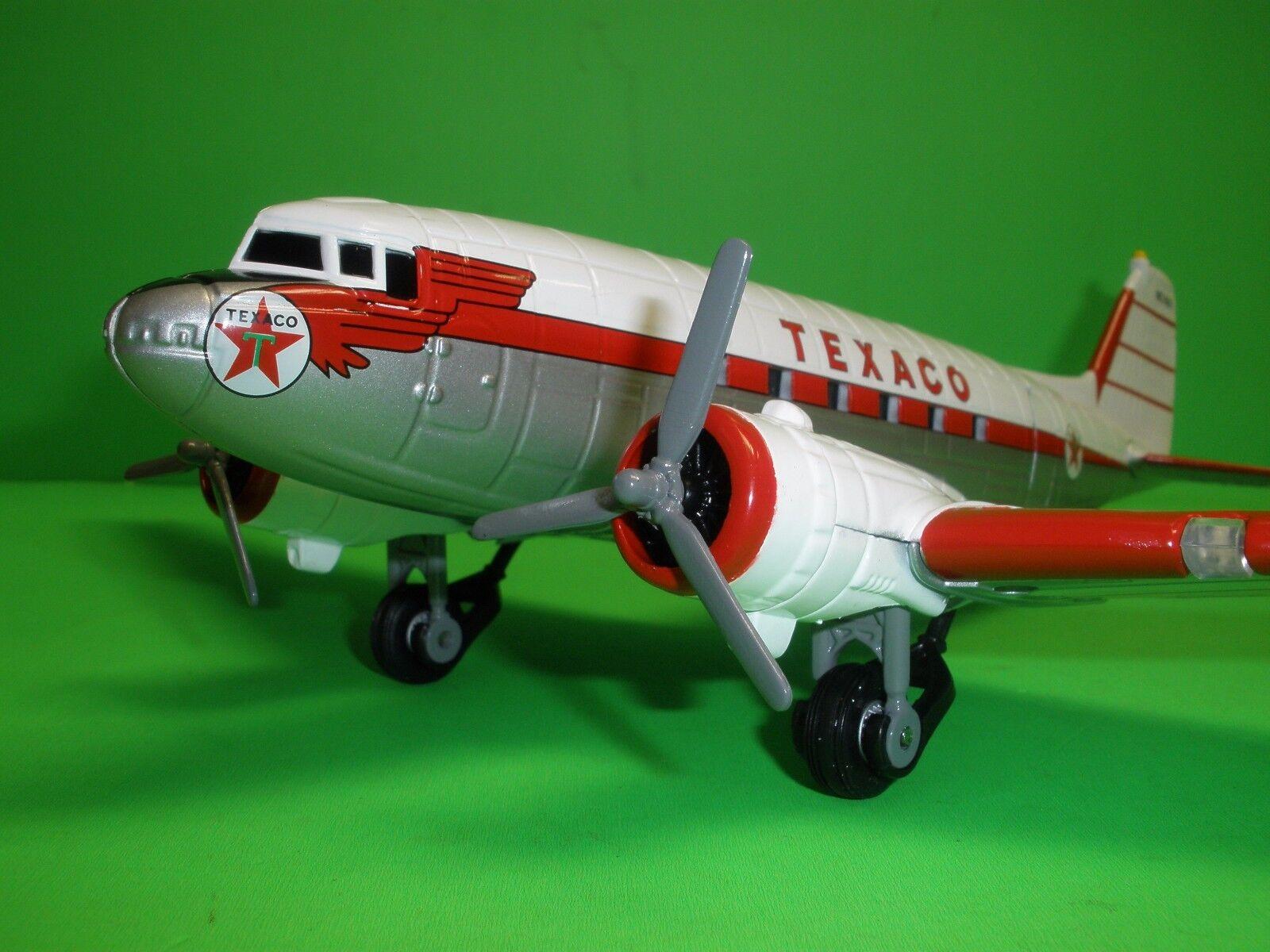 Alas de Texaco Douglas DC-3C Gooney Pájaro avión regular Edition en la serie