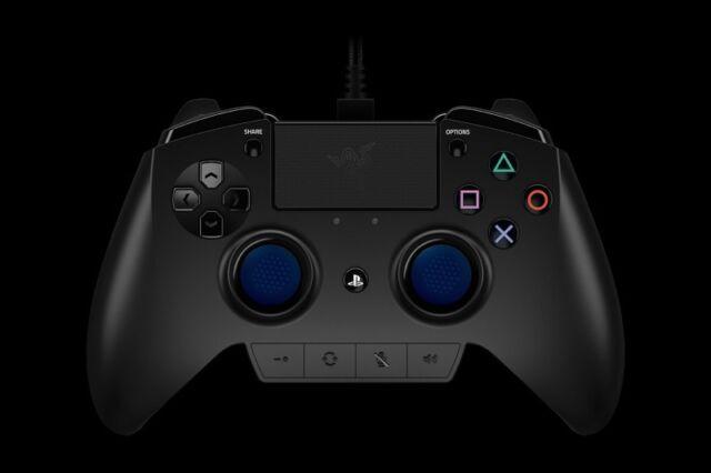 Razer Raiju Ergonomic Gaming Controller for PS4