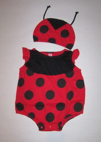 Baby Boy Girl Bee Ladybird Animal Costume Fancy Dress Romper Outfit Summer 6-18m