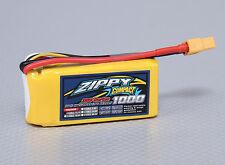New Zippy Compact 1000mAh 3S 11.1V 35C 45C Lipo Battery Pack RC XT60 XT-60 USA