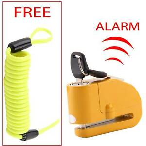 Heavy-Duty-Security-Bike-Motorcycle-Motorbike-Disc-Lock-Reminder-Cable-1-5M