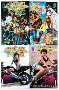 Angel-Fire-1-amp-2-Variants-1997-Crusade-Unread-NM