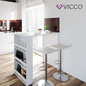 vicco bartisch weiß bartresen stehtisch tisch tresentisch