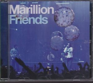 MARILLION-FRIENDS-2007-cd