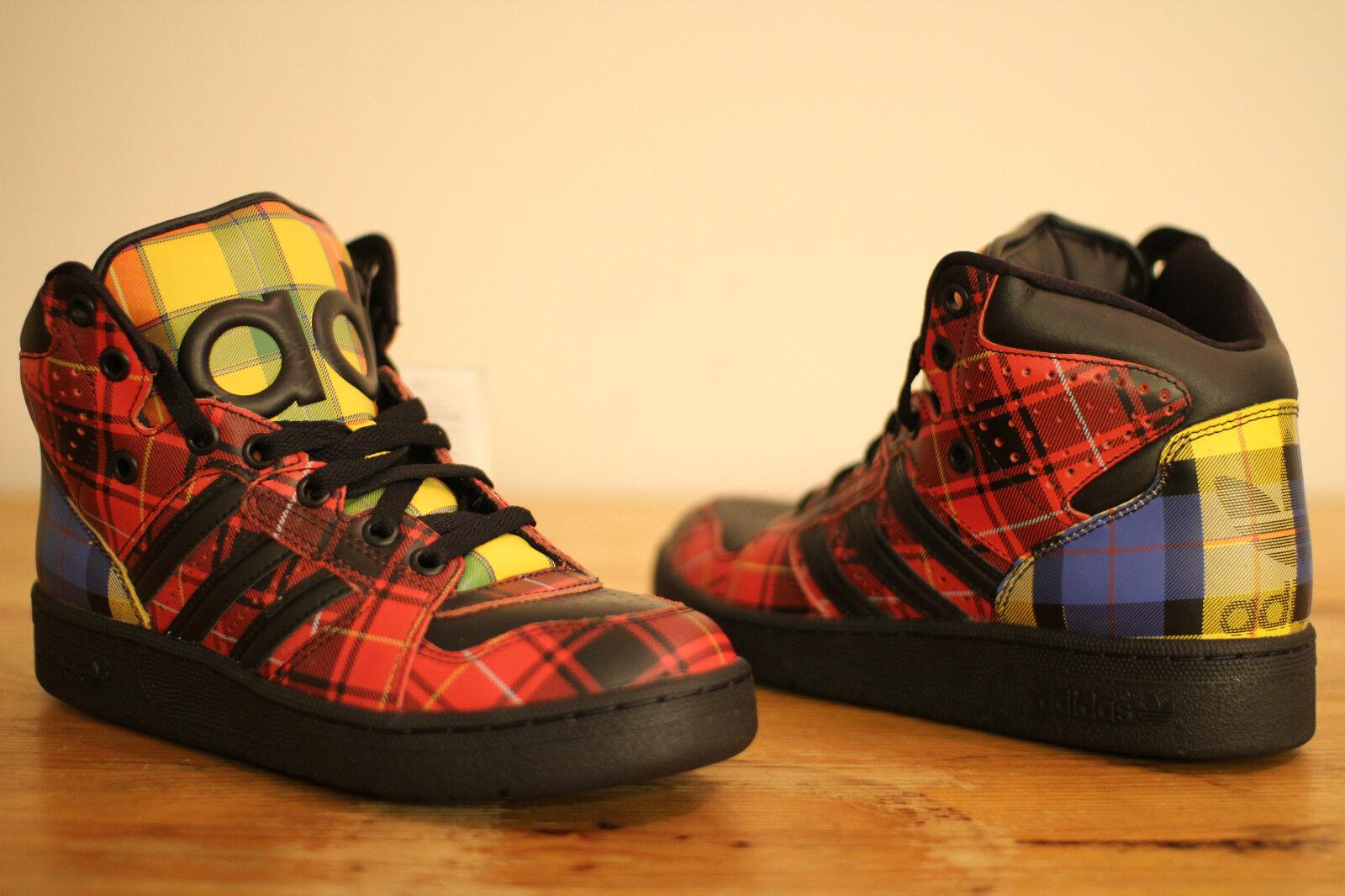 Adidas Originals Jeremy Scott JS Instinct Hi-Tops Gr. 38,39  NEU & OVP