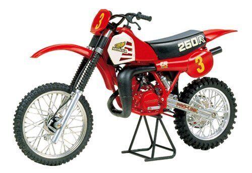 Tamiya 1 12 Moto Serie No.11  Honda CR250R Motocross Modello Auto 14011  profitez de 50% de réduction