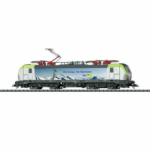 TRIX Minitrix BLS Cargo Re475 Electric Locomotive VI (DCC-Sound) HO Gauge M22095