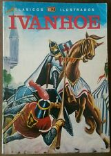 Ivanhoe por Sir Walter Scott 1980 Editorial Novaro Comic Mexico