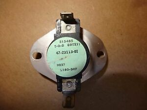 Limit Switch 47-23113-01 (USED)