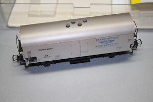 Trix-23981-2-Achser-Kuehlwagen-Transthermos-DB-Spur-H0-OVP
