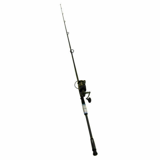 Penn Battle Ii Btlii8000102h Spinning Rod And Reel Combo 1338233 For Sale Online Ebay