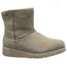 Damenschuhe Stiefel Skechers Toasty Toes Stiefel Damenschuhe Größe UK 6 Memory Foam Natural ... b69a4d