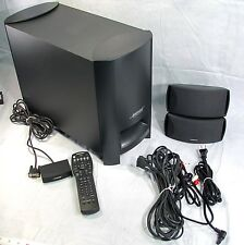 Bose Cinemate Digital Home Theater Speaker System TESTED 100% WORKING