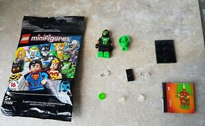 Lego-Green-Lantern-FIGURINE-DC-Super-Heros-collection-Nouveau-ouvert-4-photos-UK