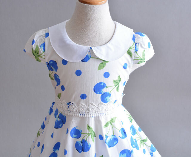 H/&M New Tags Girls Emma Jayne Coral Sun Dress 8-9 9-10 Years Height 134-140cm