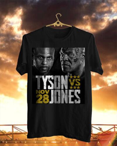Mike tyson Vs Roy jones Jr Nov 28 Update Date T-Shirt