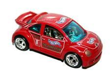 2003 100% Preferred Hot Wheels Sweet Rods Volkswagen New Beetle Cup JAPAN Excl.