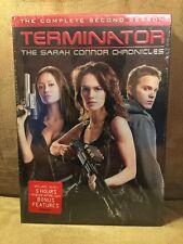 Terminator: The Sarah Connor Chronicles, Season 2 Dvd Brand New!