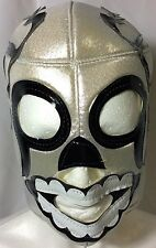 HERMANOS MUERTE WRESTLING-LUCHADOR MASK!!! GREAT HANDMADE  MASK!! AWESOME!!