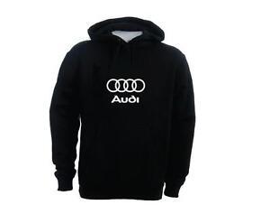 AUDI-a5-a6-rs5-q5-a4-q7-hoodie-hooded-sweatshirt-gildan-S-M-L-2-3-4-5-XL-NEW