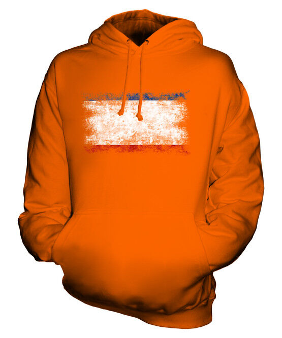 CRIMEA DISTRESSED FLAG UNISEX HOODIE TOP FOOTBALL GIFT  CLOTHING JERSEY