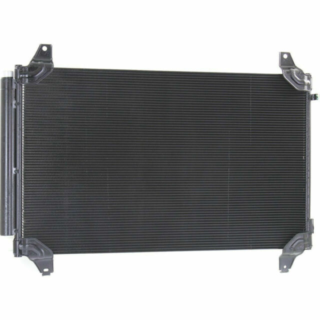 NEW AC CONDENSER FITS 2014-2015 ACURA MDX WITH RECEIVER