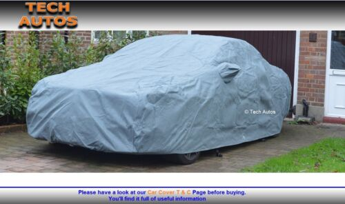 Outdoor Car Cover Waterproof Eclipse Mercedes SL R129