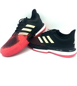 adidas | Pulseboost HD Shoes BlackRed | The Sports Edit