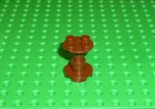 LEGO REDDISH BROWN x 1 Support 2 x 2 x 2 Stand with Complete Hole N23 3940b