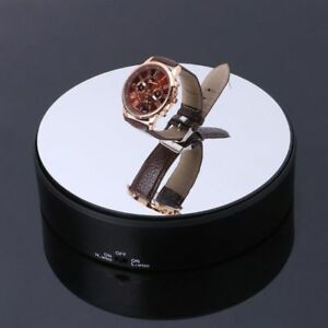 Adjustable-Battery-Powered-Motorized-Rotary-360-Rotating-Display-Stand-Turntable