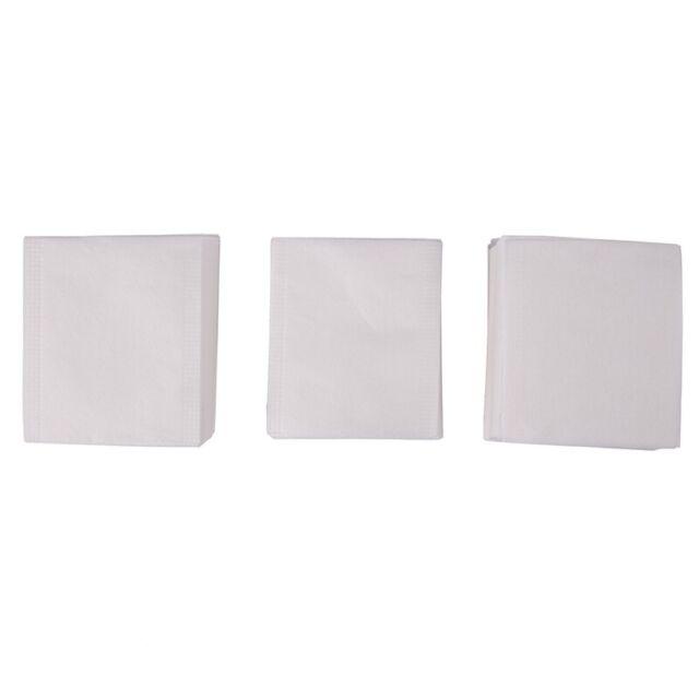 500pcs Empty Teabags  Heat Seal Filter Paper Herb Loose Tea Bag I8U3