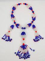 Collar De Masito Para El Carro En Especial Ifa Yoruba Orisha Yemaya Okute Ocute