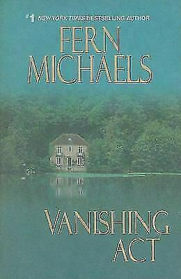 Vanishing Act The Sisterhood By Michaels, Fern - $3.68