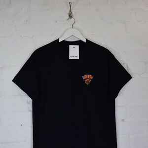 Mobb-Deep-NYC-Knicks-Hip-Hop-brode-Noir-Tee-T-shirt-en-realite