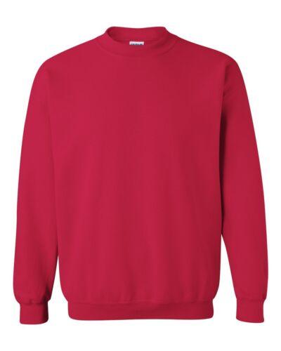 18000 PI Gildan Unisex S-5XL Pullover Heavy Blend Adult Jumper Crewneck Sweater